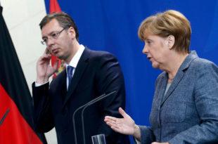 Једина ствар око које су се ЕУ идиоти на челу са Меркеловом договорили је да увале 100.000 миграната на Балкан