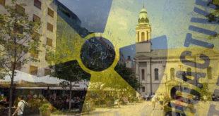 У центру Загреба пронађено 400 килограма уранијума 9