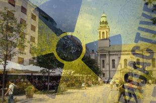 У центру Загреба пронађено 400 килограма уранијума