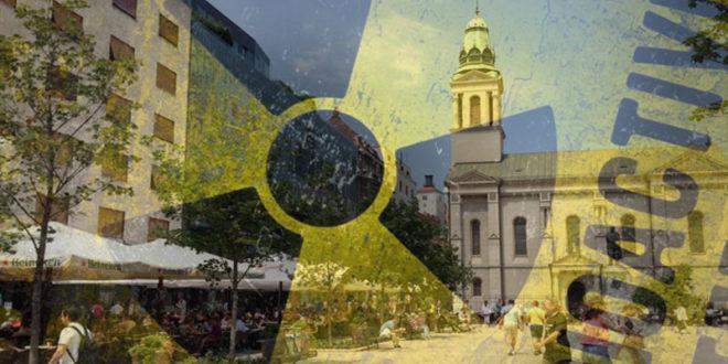 У центру Загреба пронађено 400 килограма уранијума 1