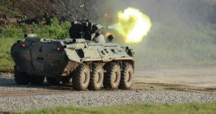 Русија почела испоруке оклопне технике Ираку 11