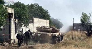 ОФАНЗИВА! Погледајте како сиријка армија од терориста чисти предграђе Дамаска (видео) 3
