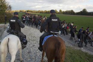 Словенија од ЕУ тражи додатне полицијске снаге