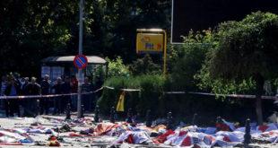 ТУРСКИ ДРЖАВНИ ТЕРОР! Бомбама на прокурдске демонстрације, најмање 86 мртвих и 126 рањених 10