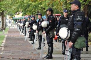 """Црна Гора: """"Слобода тражи људе"""" 12. ноћ – Нема одустајања до пада диктатуре!"""