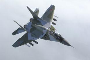 МиГ-29 из Сирије 340 секунди држао на нишану два турска F-16