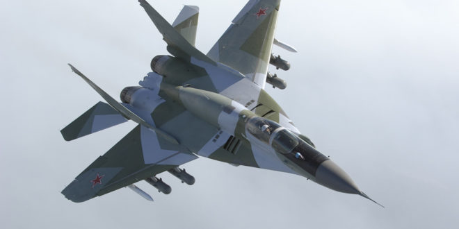 МиГ-29 из Сирије 340 секунди држао на нишану два турска F-16 1