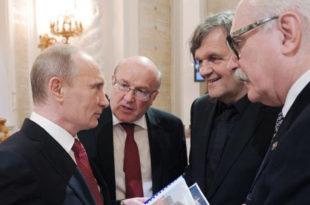 Медијска контраофанзива: Путин у Србији отвара руску телевизију, Кустурица директор?! 1