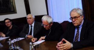Захтевамо престанак финансирања и укидање антисрпске непријатељске организације познате као САНУ 3