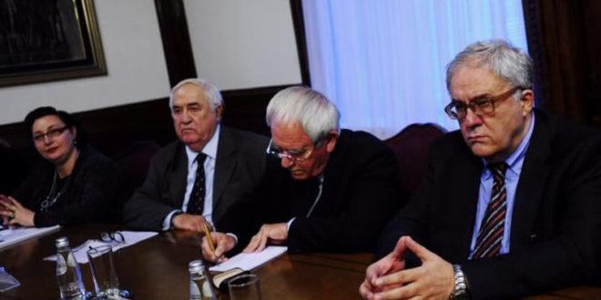 Захтевамо престанак финансирања и укидање антисрпске непријатељске организације познате као САНУ