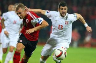 Чим Вучића баксуза нема на утакмици Србија односи победе! Шиптари у сред Елбасана попили два комада