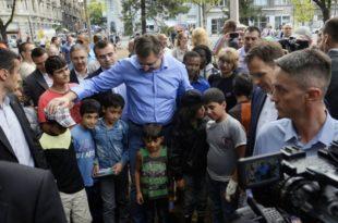 Наша деца се селе са родитељима у Немачку, али ће зато председник Србије помоћи деци миграната?! (видео)