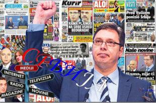 Вучић и медијско лудило у Србији 5