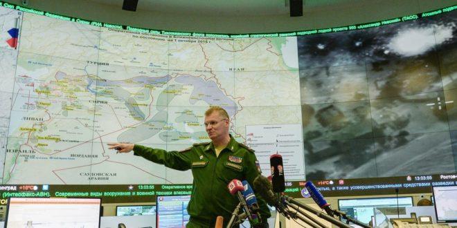 Више од 50 руских авиона и хеликоптера у Сирији (видео) 1