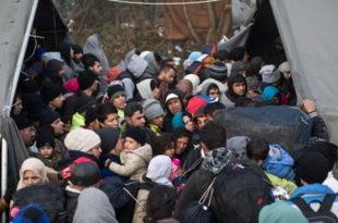 ЕУ Фонд за настањивање лажних избеглица и миграната у Македонији и Србији?