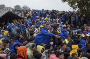 Мигранти зазидани у Србији?
