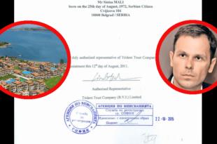Оверена документа демантују Малог, он и даље води офшор фирме преко којих је само у Бугарској опрано пет милиона евра (видео)