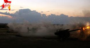 Сиријска армија почела офанзиву великих размера (видео) 5