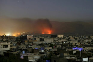 Велика битка за Сирију: Руси бију из ваздуха, креће и копнена офанзива