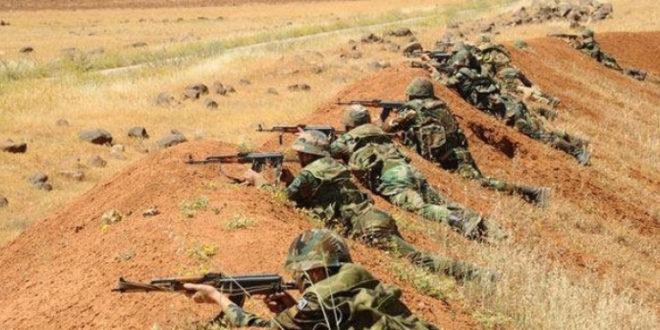 Руски авиони уништили колону возила Исламске државе, Дамаск спрема офанзиву