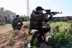 Асадова армија са истока ушла у Салму, контролише већи део провинције Алепо