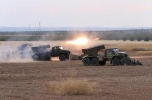 Асадова армија ослободила долину Кин и град Атшан 7