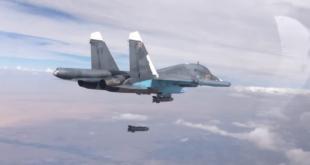 Руска авијација уништила 60 терористичких објеката у Сирији (видео) 4