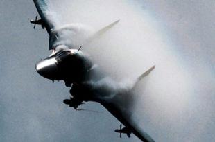 Погледајте како су руски бомбардери уништили базу Исламске државе а са њом и преко 20 тенкова (видео)