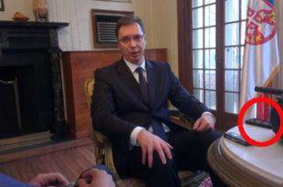 ПАТОЛОШКИ ЛАЖОВ! Вучић је слагао руског премијера Медеведева да није купио смартфон (видео) 5