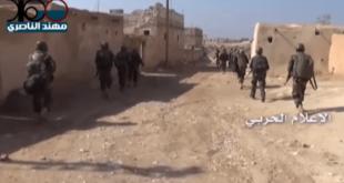 Погледајте офанзиву сиријске армије у околини Алепа (видео) 6