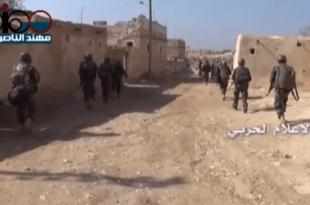 Погледајте офанзиву сиријске армије у околини Алепа (видео) 7