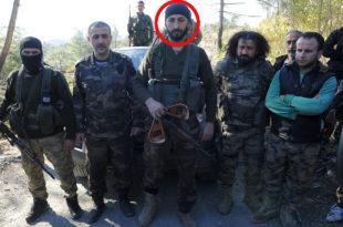 """Убица и мучитељ руског пилота је Турчин Alparslan Çelik припадник """"Сивих вукова"""" које контролише турска обавештајна служба"""