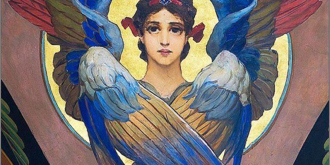 1.23. БЕСЕДА о ангелском стању светитеља