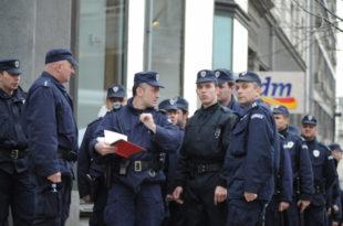 Протестују и полицајци, штрајк у Прокупљу заказан за 5. јануар!