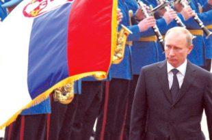 Путинов план - спасити Србију од ЕУ