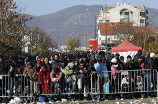 Србија дефинитивно постаје мигрантски логор: На мигранте чека 17 градова