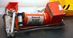 А321: На снимку црне кутије чује се експлозија