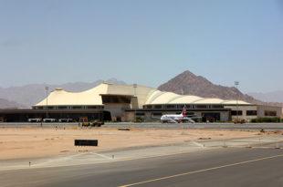 На аеродрому Шарм ел-Шејка било могуће за 10 евра мита унети у авион и торбу пуну оружја или дроге 5