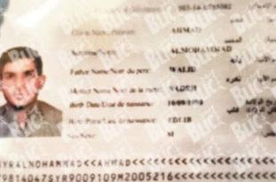 ЕКСКЛУЗИВНО! Терориста прошетао кроз Србију са лажним пасошем
