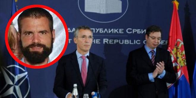 Антисрпски НАТО фашистички режим велеиздајника Александра Вучића одмах да на слободу пусти Андреја Фајгеља! 1