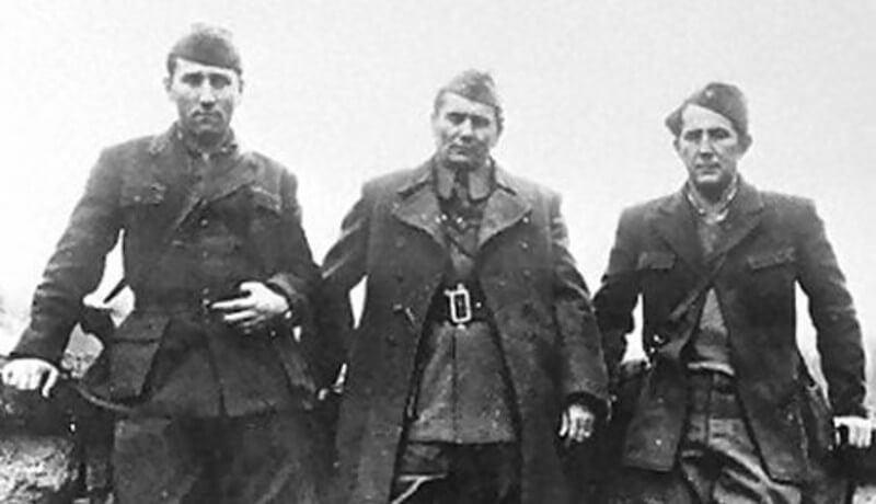 Ранковић, Тито, Ђилас - Фоча 1942. година