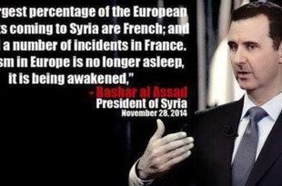 Башар ел Асад: У Француској се јуче десило оно што се дешава у Сирији већ пет година 3