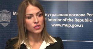ДРЖАВНА СЕКРЕТАРКА КРТИЦА У ВРХУ МУП: Хркаловићка одавала службене тајне из полиције?! 5