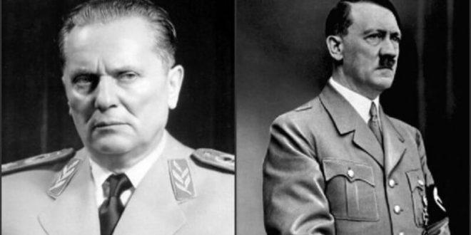 ОТКРИВАМО НАЈВЕЋУ ТАЈНУ ПАРТИЗАНСКОГ ПОКРЕТА – Тито 1943.године склопио примирје са Хитлером