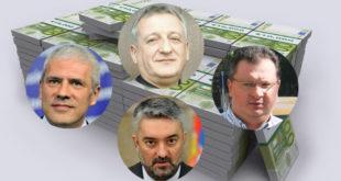 Tужилаштво за организаовани криминал проверава наводе Мирослав Богићевића у вези изнуде у којој је учествовао и Борис Тадић 7