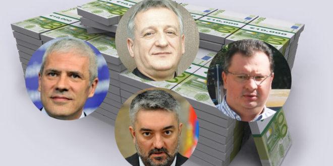 Tужилаштво за организаовани криминал проверава наводе Мирослав Богићевића у вези изнуде у којој је учествовао и Борис Тадић