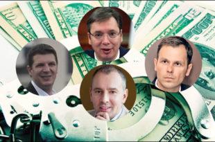 Уз помоћ кума и брата: Где Вучићев криминални режим депонује новац опљачкан од грађана Србије?