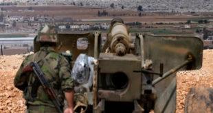 Сиријска армија на два километра од Палмире – воде се борбе на висоравни Тар 1