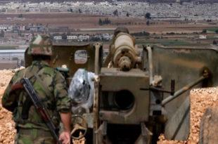 Сиријска армија на два километра од Палмире – воде се борбе на висоравни Тар 2