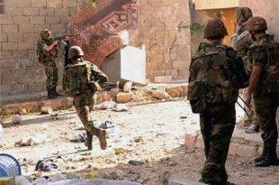 Сиријска војска уз помоћ руских снага остварила импресиван напредак у протекла 24 часа, убијено на десетине терориста 9